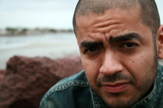 Jaime Mesa, escritor © Isaí Moreno