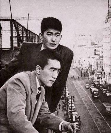 Yukio Mishima & ShintaroIshihara