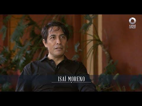 Isaí Moreno en 'Palabra de autor', con MónicaLavín